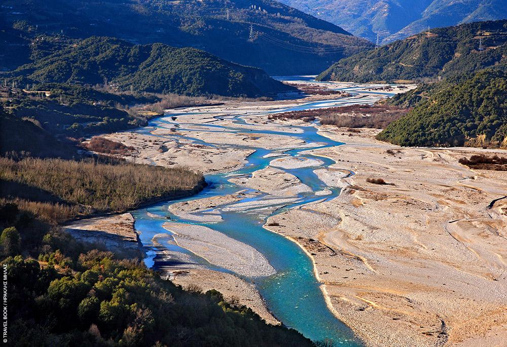 """Αχελώος Ποταμός """"Ασπροπόταμος"""" - Φωτογραφία travelbook"""