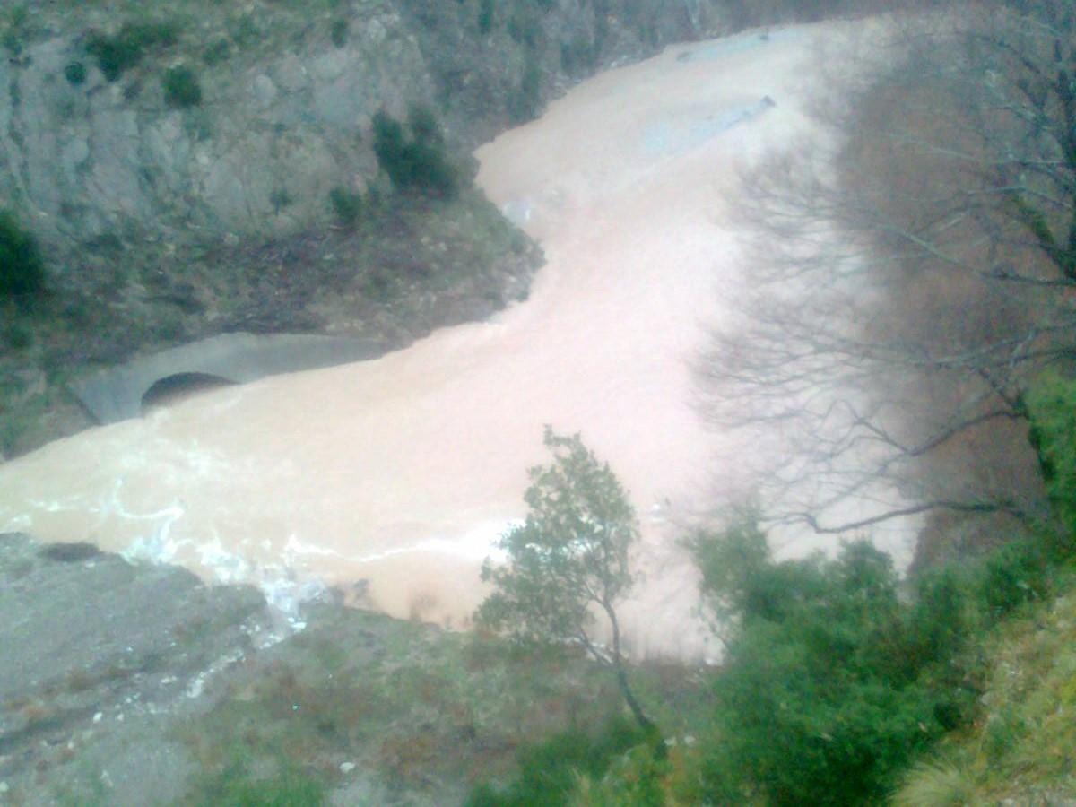 2015 Πλημμύρες στον Αχελώο
