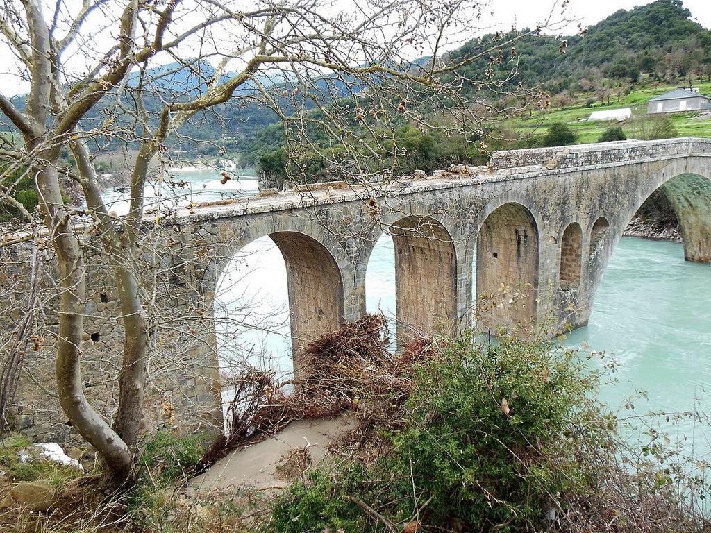Γέφυρα Καταφυλλίου Αυλακίου