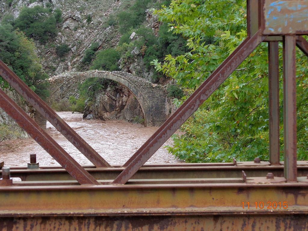 Γέφυρα Πετρωτού